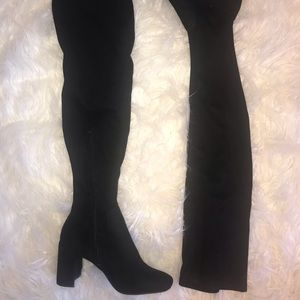 Size 10 thigh high boots